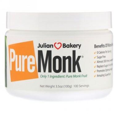 Julian Bakery, ピュアラカンカ、100 g(3.5 oz)