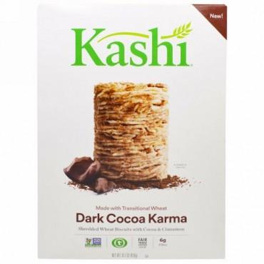Kashi, ダークココアカルマシリアル, 16.1オンス (456 g) (Discontinued Item)