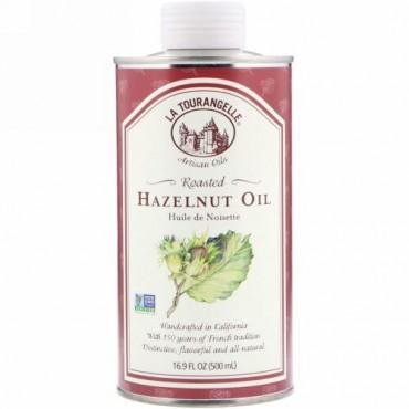 La Tourangelle, Roasted Hazelnut Oil, 16.9 fl oz (500 ml)
