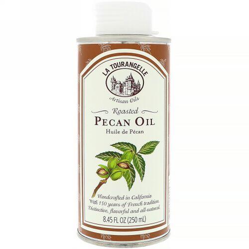 La Tourangelle, Roasted Pecan Oil, 8.45 fl oz (250 ml) (Discontinued Item)