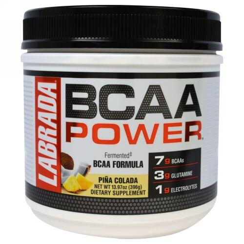 Labrada Nutrition, BCAAパワー、ピナ・コラダ、13.97オンス(396g) (Discontinued Item)