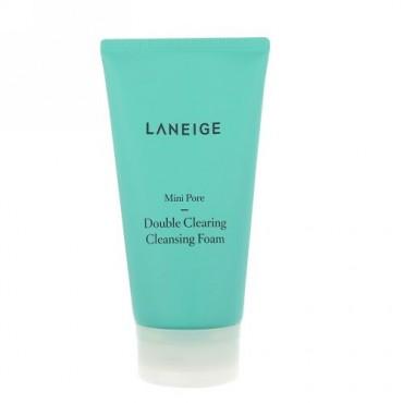 Laneige, ミニポア、ダブルクレンジングフォーム、150 ml (Discontinued Item)