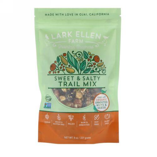 Lark Ellen Farm, Trail Mix, Sweet & Salty, 8 oz (227 g) (Discontinued Item)