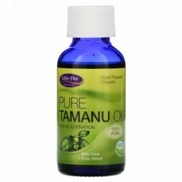 Life-flo, 天然タマヌオイル、1 fl oz (30 g)