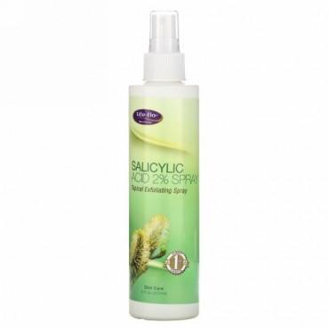 Life-flo, サリチル酸スプレー, 8 液量オンス (237 ml)