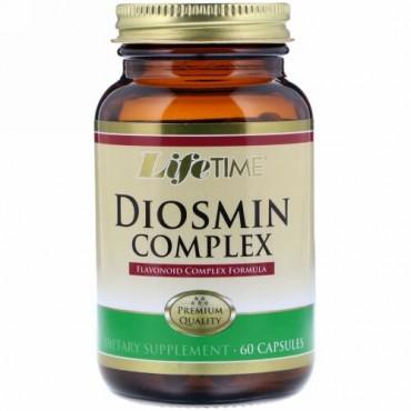 LifeTime Vitamins, ジオスミン・コンプレックス, 60カプセル