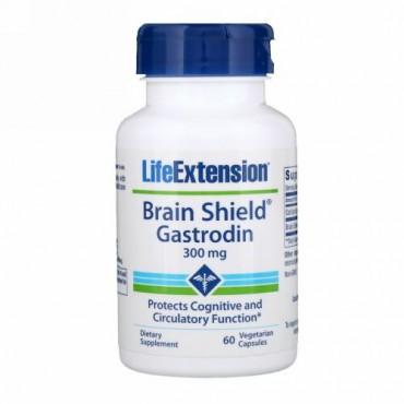 Life Extension, ブレインシールド(脳の保護)、60ベジキャップ (Discontinued Item)
