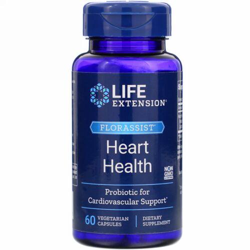 Life Extension, FLORASSIST Heart Health, 60 Vegetarian Capsules