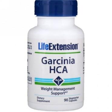 Life Extension, ガルシニアHCA、ベジキャップ90 錠 (Discontinued Item)