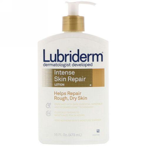 Lubriderm, Intense Skin Repair Lotion, 16 fl oz (473 ml) (Discontinued Item)