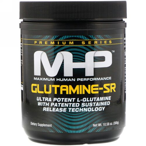 MHP, Glutamine-SR, 10.58 oz (300 g) (Discontinued Item)