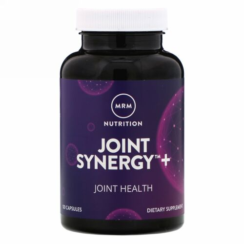 MRM, Joint Synergy +、カプセル 120錠