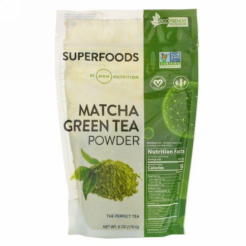 MRM, 抹茶粉末、170 g(6 oz)