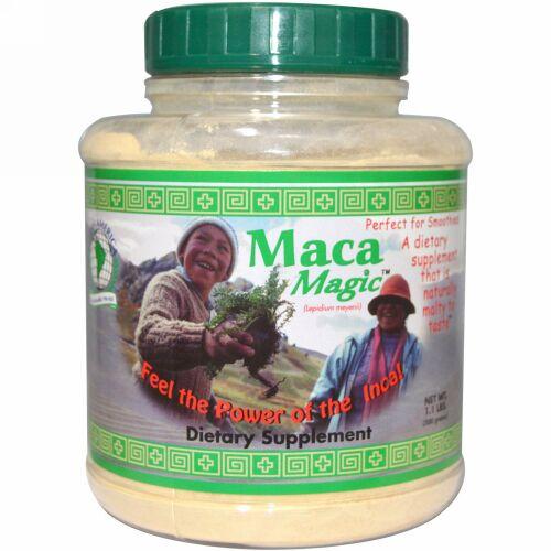 Maca Magic, マカマジック, 1.1ポンド(500 g) (Discontinued Item)