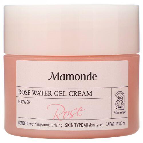 Mamonde, ローズウォータージェルクリーム、80 ml