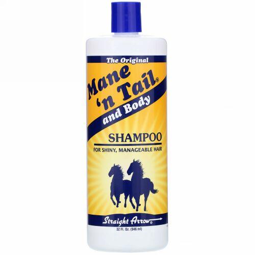Mane 'n Tail, メインテイル, Mane 'n Tail, アンドボディシャンプー, 32 fl oz (946 ml)