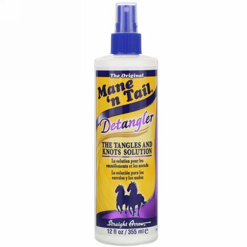 Mane 'n Tail, デタングラー・スプレー、 12 液量オンス (355 ml)