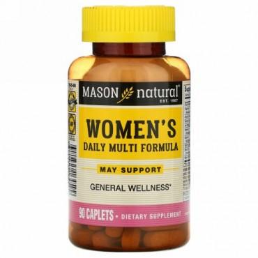 Mason Natural, ウーマンズ・デイリーフォーミュラ、カプレット90錠