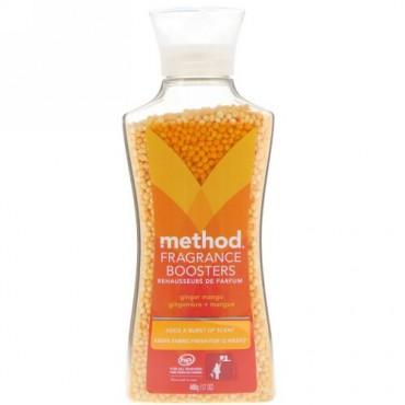 Method, フラグランスブースター、ジンジャーマンゴー、17オンス (480 g) (Discontinued Item)