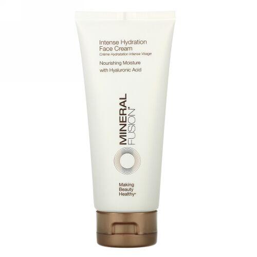 Mineral Fusion, Intense Hydration Face Cream, 3.4 oz (96 g)