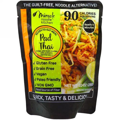 Miracle Noodle, 即席ミール、パッド・タイ、10 oz (280 g)