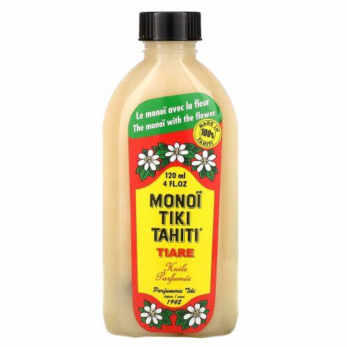 Monoi Tiare Tahiti, ティアレ、 4液量オンス (120 ml)