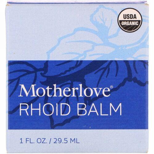 Motherlove, ロイド バーム、1 oz (29.5 ml)