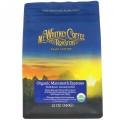 Mt. Whitney Coffee Roasters, オーガニック・マンモス・エスプレッソ、ダーク・ローストコーヒー粉末、12オンス(340 g) (Discontinued Item)