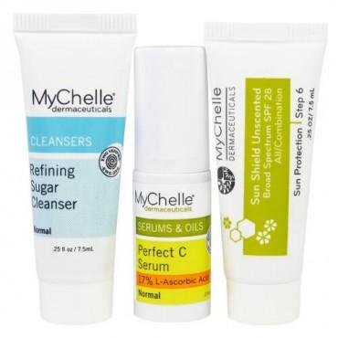 MyChelle Dermaceuticals, Discovery Kit, 3 Piece Kit (Discontinued Item)