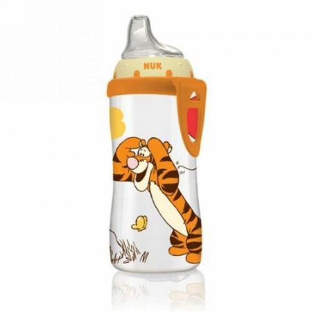 NUK, ディズニーウィニー・ザ・プー アクティブカップ、 12ヶ月+、 10 oz (300 ml) (Discontinued Item)