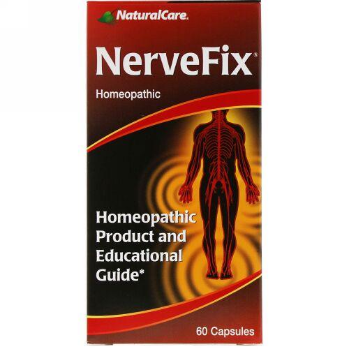 NaturalCare, NerveFix(神経修正) , 60カプセル