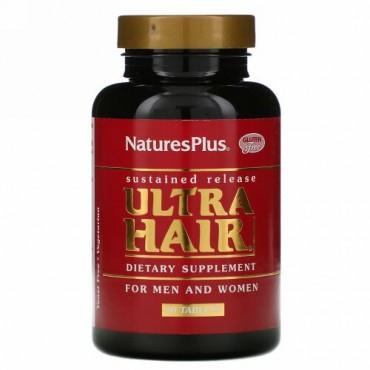 Nature's Plus, ウルトラヘアー、 男性・女性用、 90タブレット