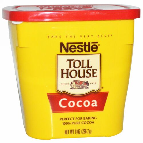 Nestle Toll House, ココア, 8 oz (226.7 g) (Discontinued Item)