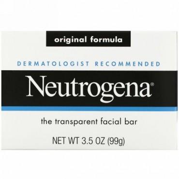 Neutrogena, 洗顔石けん、 3.5 オンス (100 g)