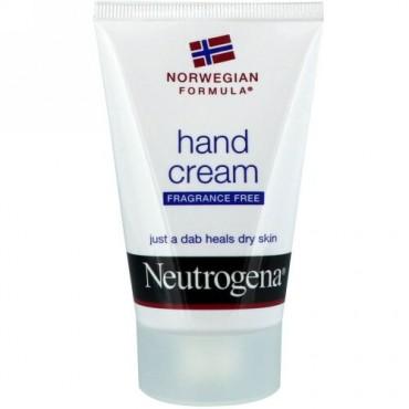 Neutrogena, ハンドクリーム、無香料、56g(2oz)