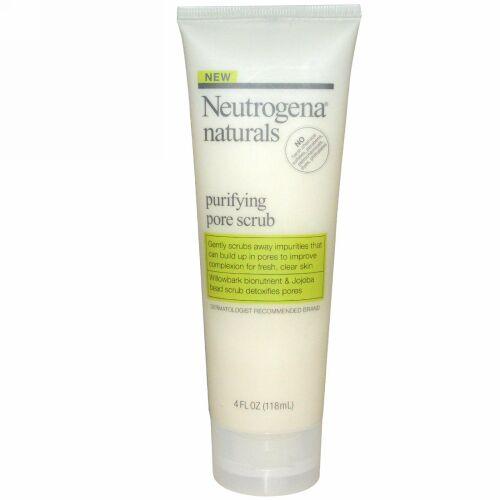 Neutrogena, Purifying Pore Scrub, 4 fl oz (118 ml) (Discontinued Item)