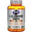 Now Foods, L-グルタミンタウリン、成分2倍、1,000mg、ベジカプセル120粒