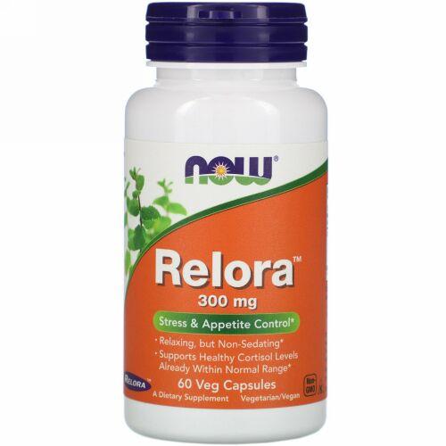 Now Foods, レロラ、300 mg、植物性カプセル60錠