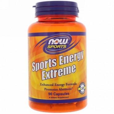 Now Foods, スポーツエネルギーエクストリーム、90錠