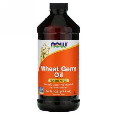 Now Foods, 小麦胚種油、16液量オンス(473 ml)