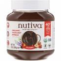 Nutiva, オーガニックヘーゼルナッツスプレッド, クラシック, 13オンス (369 g)