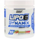 Nutrex Research, リポ6ダイナミクス、ストロベリーキウイ、8.4 oz (240 g) (Discontinued Item)