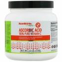 NutriBiotic, イミュニティ、アスコルビンアシッド、100%ピュアビタミンC、クリスタラインパウダー、1 kg