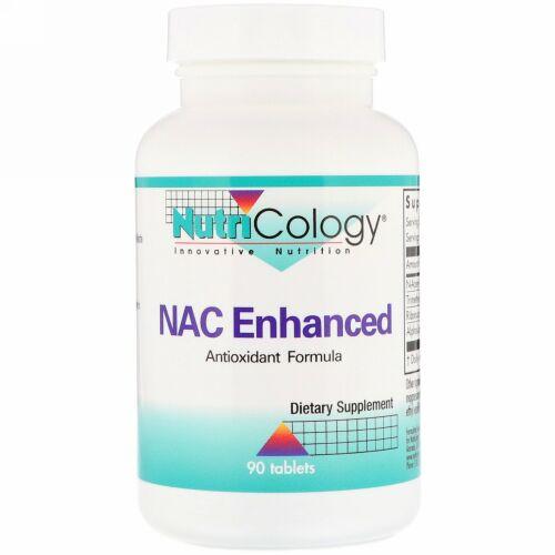 Nutricology, NAC強化、90錠