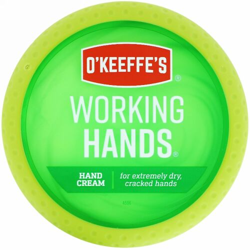O'Keeffe's, Working Hands(ワーキングハンズ)、ハンドクリーム、96g(3.4オンス)