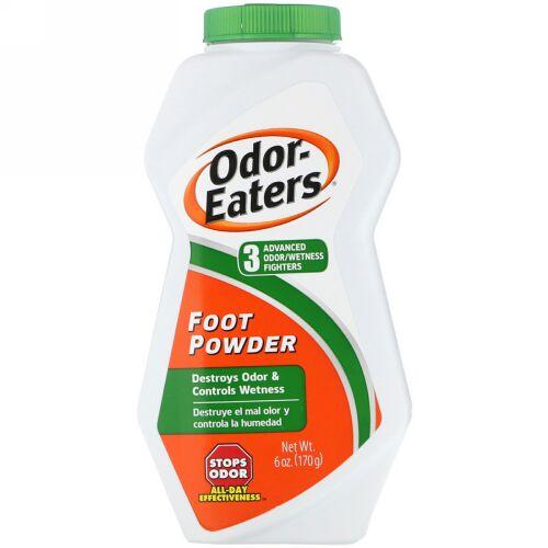 Odor Eaters, フットパウダー, 6 オンス (170 g)