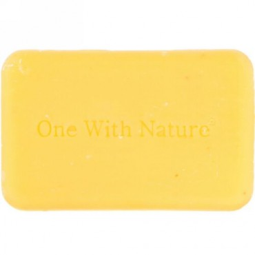 One with Nature, Dead Sea Mineral Soap, Lemon Verbena, 6 Bars, 4 oz (114 g) Each (Discontinued Item)