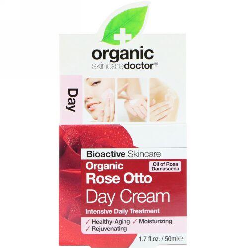Organic Doctor, オーガニックローズオットー・デイクリーム、50ml(1.7 fl oz) (Discontinued Item)