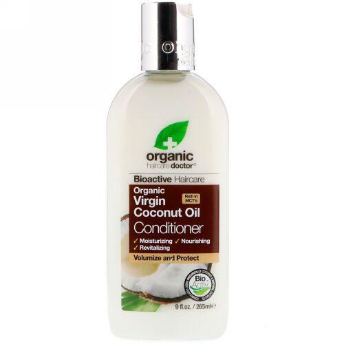 Organic Doctor, Organic Virgin Coconut Oil Conditioner, 9 fl oz (265 ml) (Discontinued Item)