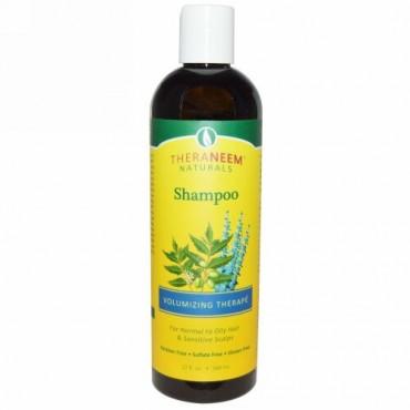 Organix South, TheraNeem Organix, Shampoo, Volumizing Therape, Neem & Eucalyptus,12 fl oz (360 ml) (Discontinued Item)